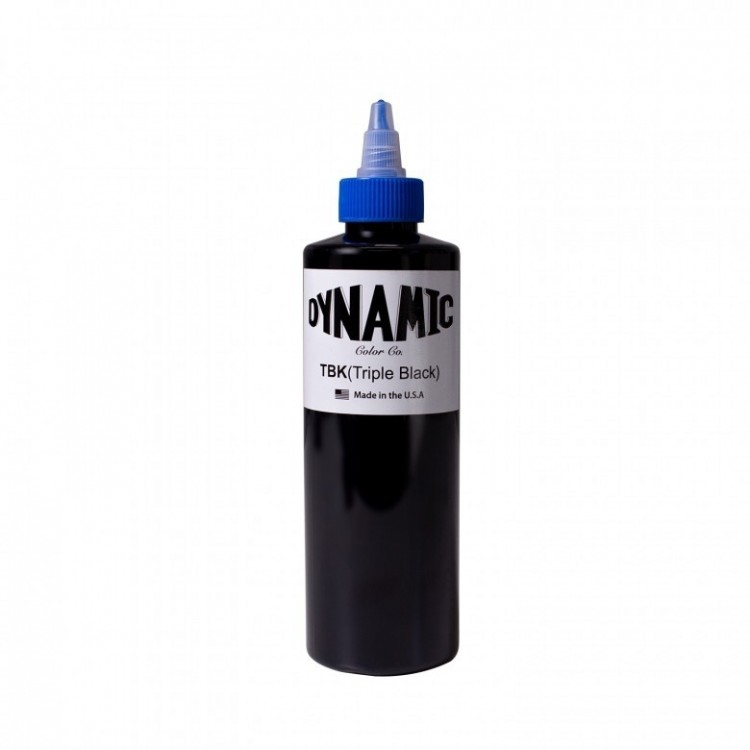 DYNAMIC Triple Black FOR DRAWING - 240ml Dynamic Color