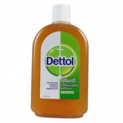 Dettol - 500ml MakeUp Supply