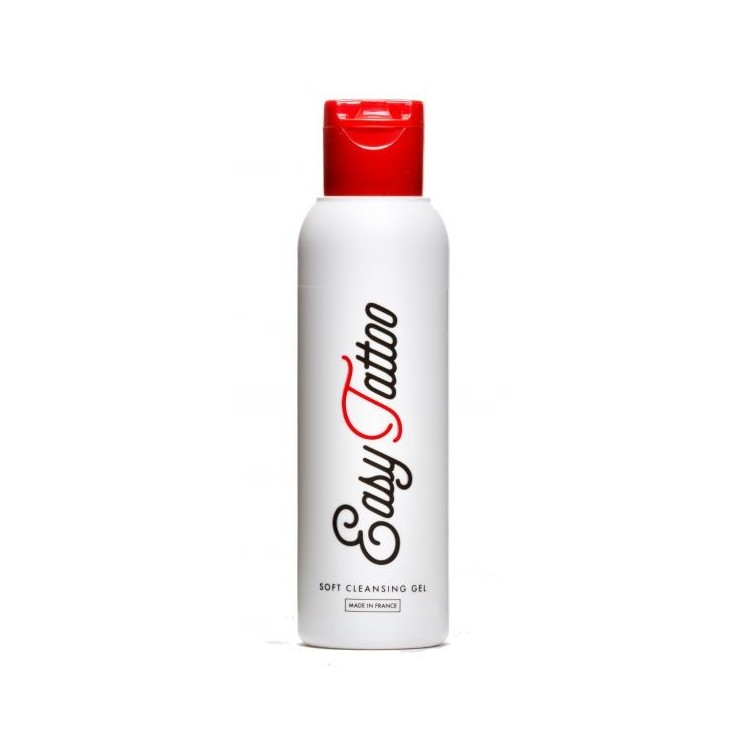 EASY TATTOO Aftercare Cleansing Gel - 125ml MakeUp Supply