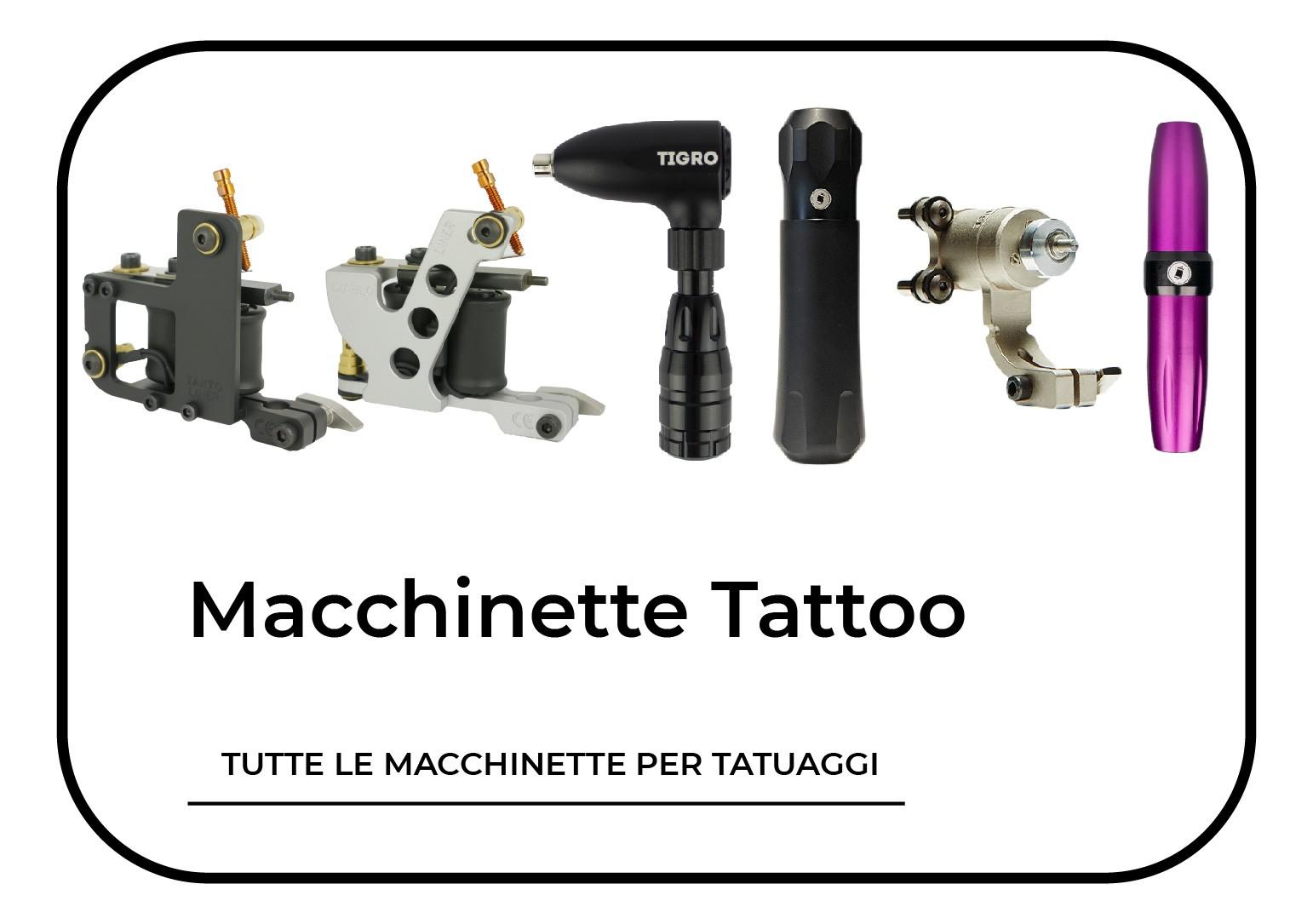 Macchinette Tattoo
