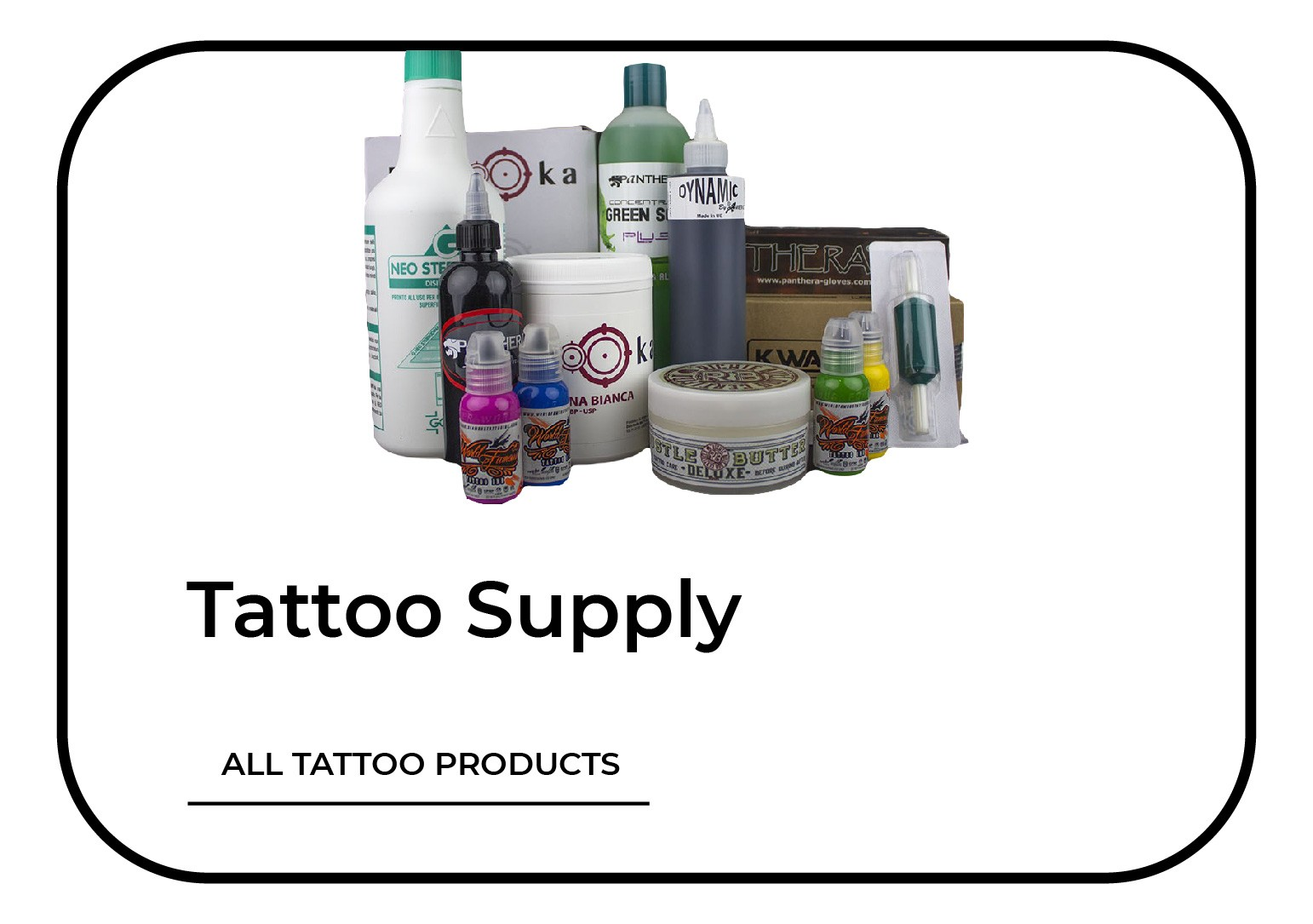 Tattoo Supply